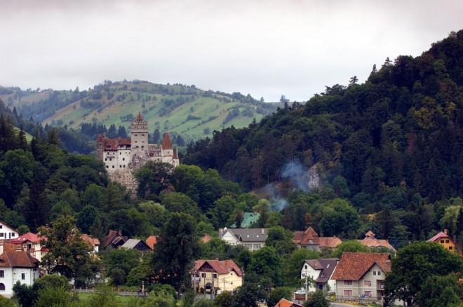 Bran Castle, Bran, Transylvania, Romania