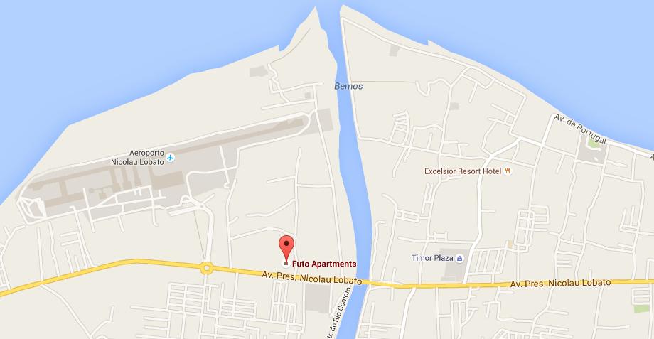 Futo Apartment Map