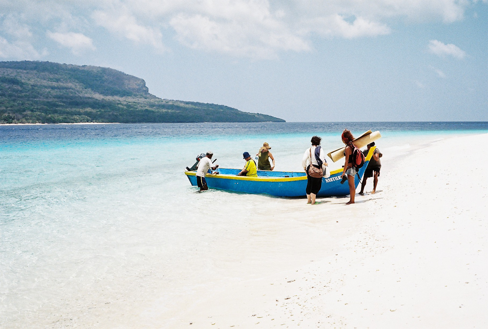 Jaco Island - One of the best places to visit in East Timor