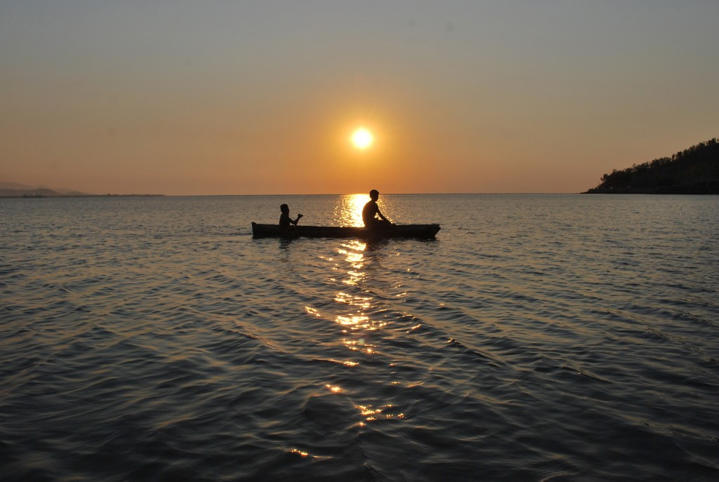 Beach sunset outside Dili (Photo: Simon Roughneen)- The reasons to visit East Timor