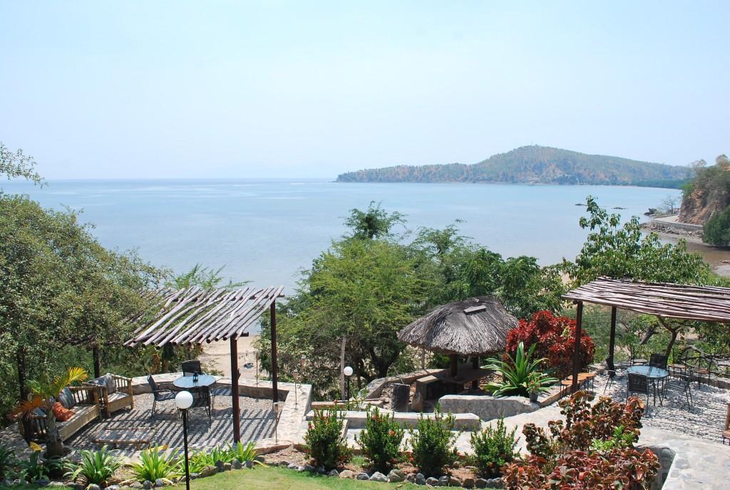 View from Tibar resort